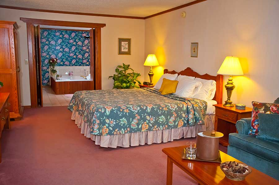 Bavarian Inn Room Rates