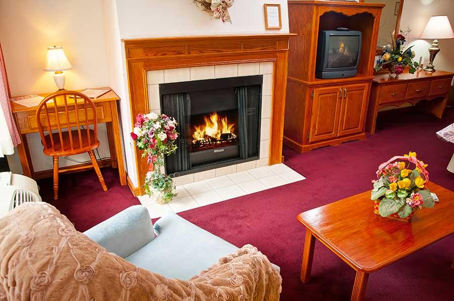 Image result for bavarian inn fireplaces